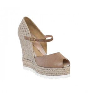 Grey high shell wedge